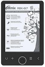 Ritmix RBK-617 Электронная книга цвет черный