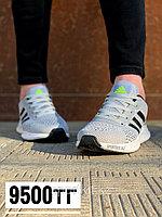 Кросс Adidas сер чер бел