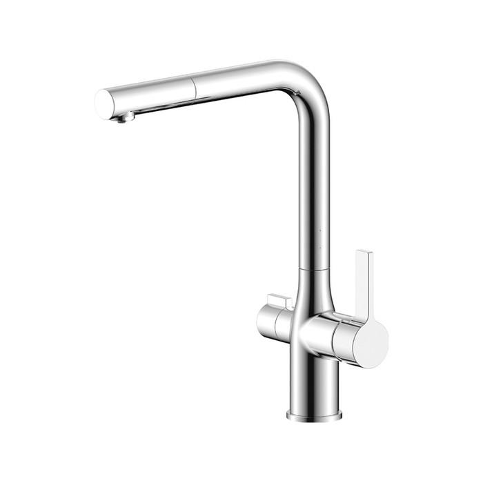 Смеситель IDDIS Pure для кухни с каналом для фильтрованной воды