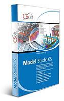 Право на использование программного обеспечения Model Studio CS Строительные решения 3.x, сетевая ли