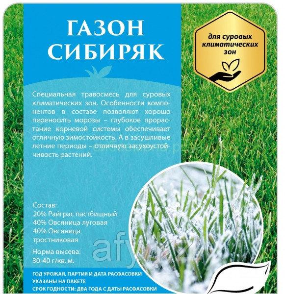 Сибиряк 1 кг газон