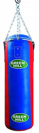 """Боксерский мешок """"Green HILL 150см"""" Натуральная Кожа Пакистан, фото 2"""
