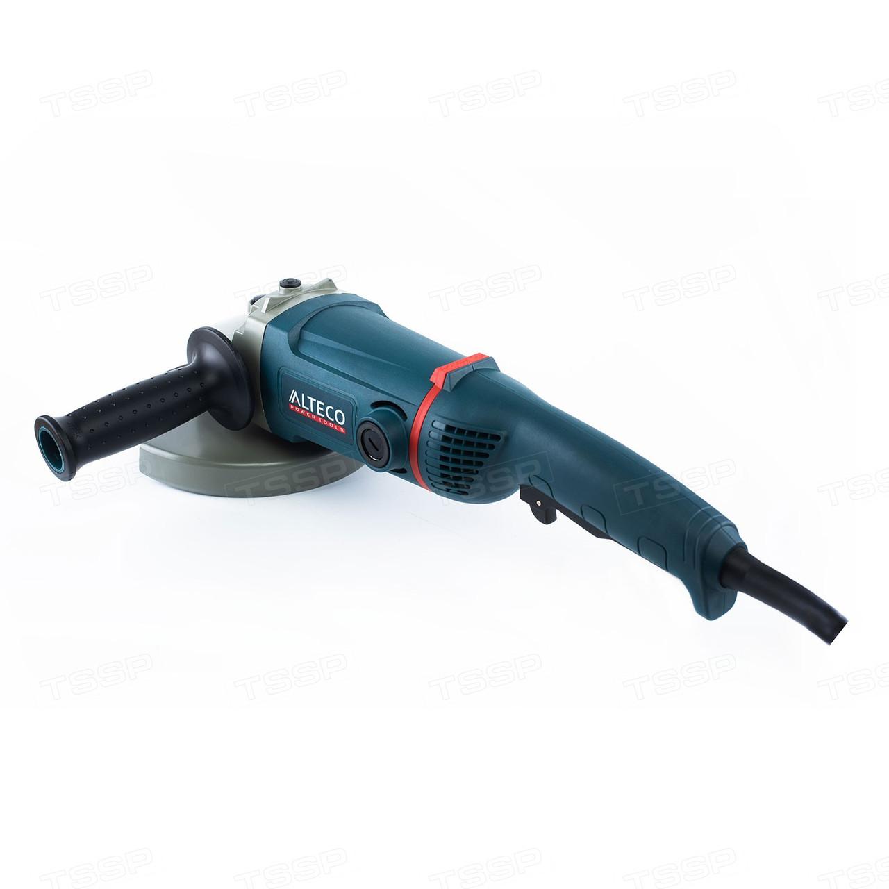 Угловая шлифмашина ALTECO AG 2000-180.1