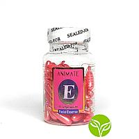 Масло для массажа в капсулах Animate Vitamin E Facial Essense 60 шт.