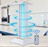 Переносная бактерицидная кварцевая лампа 38 Вт кварцевая