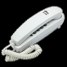 Ritmix RT-005 Телефон стационарный проводной белый