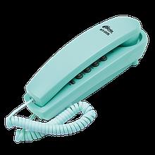 Ritmix RT-005 Телефон стационарный проводной синий