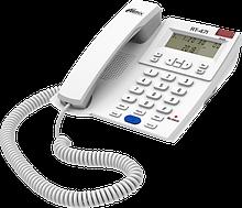 Ritmix RT-471 Телефон стационарный проводной белый