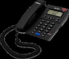 Ritmix RT-471 Телефон стационарный проводной черный