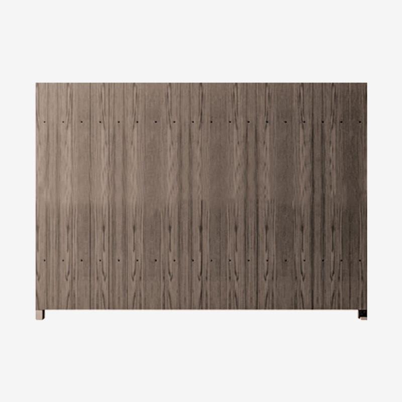 Заборная секция «Штакетник глухой» 3×2 м