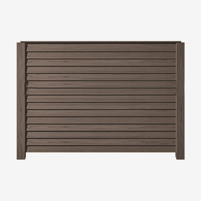 Заборная секция «Жалюзи» 2×2,06 м