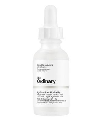 Сыворотка с гиалуроновой кислотой и витамином  B5, THE ORDINARY HYALURONIC ACID 2% + B5, фото 2