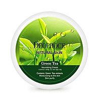 Крем для лица Deoproce Green Tea Natural Skin Nourishing Cream 100 g.