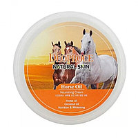Крем для лица и тела на основе лошадиного жира Deoproce Horse Nourishing Cream 100 ml.
