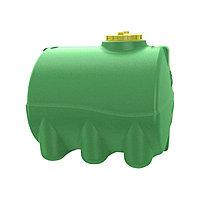 Цилиндрическая емкость горизонтальная 1000 литров