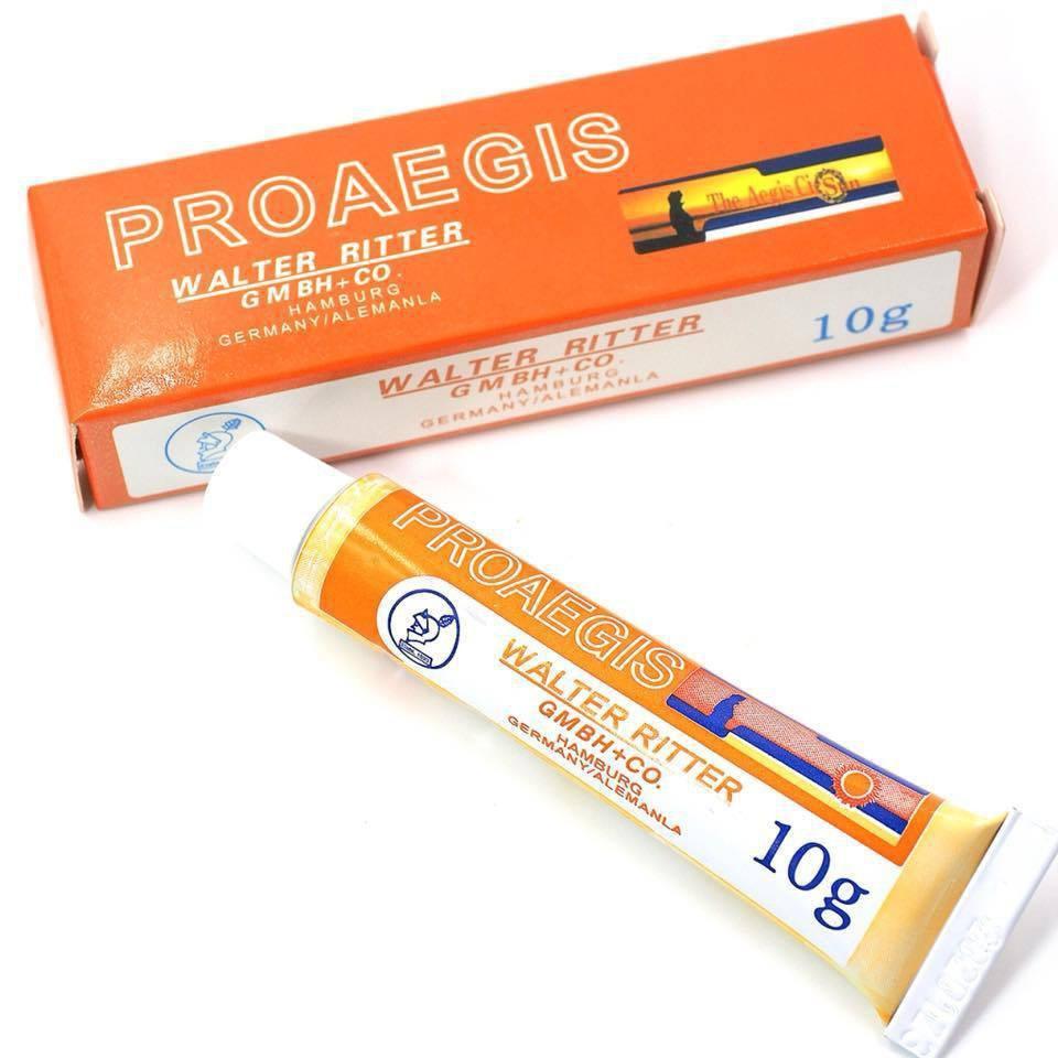 Крем анестетик обезболивающий PROAEGIS