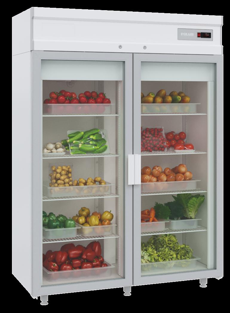 Шкаф холодильный DM110-S без канапе