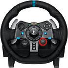 Игровой руль с педалями LOGITECH Driving Force G29 Racing Wheel (Черный)