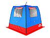 Палатка для мобильной бани Морж с 2 окнами