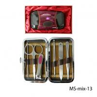 MS-mix-13 Маникюрный набор в подарочной упаковке