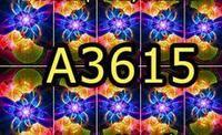 A3615 Фотодизайн -Рождение голубой звезды
