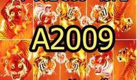 A2009 Фотодизайн -Огненный Тигр