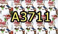 A3711 Фотодизайн - Попугаи на ветке