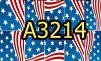 A3214 Фотодизайн - Американский флаг