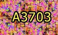 A3703 Фотодизайн - Винегрет иероглифов