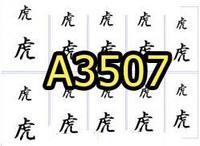 A3507 Фотодизайн - Тигр