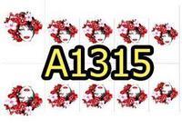 A1315 Фотодизайн - Цветущая девушка