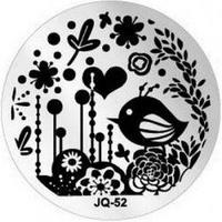 JQ-52 Диск для нейл стемпинга