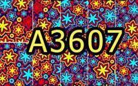 A3607 Фотодизайн - Звёздная пыль