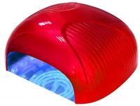 """Лампа LED+CCFL 36 Вт красный JNKT-501 """"JessNail"""""""