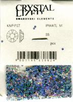 KZG-01 Камифубуки для дизайна ногтей серебро AB 1.5мм