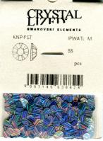 KZG-03 Камифубуки для дизайна ногтей серебро AB 3.0мм