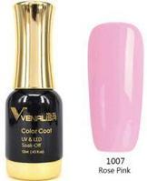 #1007 Гель-лак VENALISA Rose Pink 12мл.