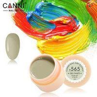 №565 Гель-краска CANNI 5 мл (светлая болотно-желтая)