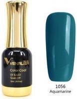 #1056 Гель-лак VENALISA Aquamarine 12мл.