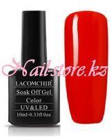 Гель-лак «LACOMCHIR» L076 Яркий коралловый 10ml.