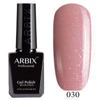Гель-лак Arbix №030 Розовый Кварц 10мл.