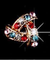 """Украшение Jewelry 3D """"Драгоценные камни"""" 8x10"""