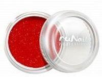 Дизайн для ногтей: мармелад (красный) Runail Professional