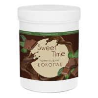 "Крем-суфле ""шоколад"" Sweet Time 1л. DGP"