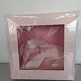 Подарочная коробочка 20*20 см розовый, фото 2