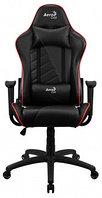 Игровое компьютерное кресло Aerocool AC110 AIR BR (Черный)