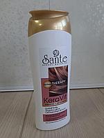 """Шампунь """"SANTE"""" KeraVit для укрепления и роста волос, фото 1"""