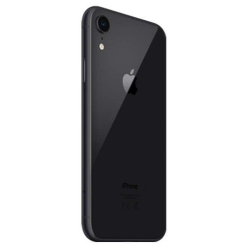 Apple Смарфтон iPhone XR 64GB Slim Box, Black смартфон (1318673) - фото 3
