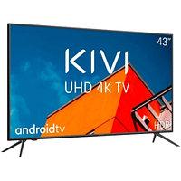 Kivi Телевизор LED 43'' 4K UHD (3840x2160) телевизор (43U710KB)