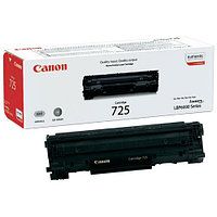 Canon Картридж лазерный 725 BLACK for MF3010/LBP6000 1600 копий лазерный картридж (1151262)